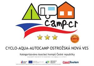 Cyklo-Aqua-Autocamp OSTOROŽSKÁ NOVÁ VES