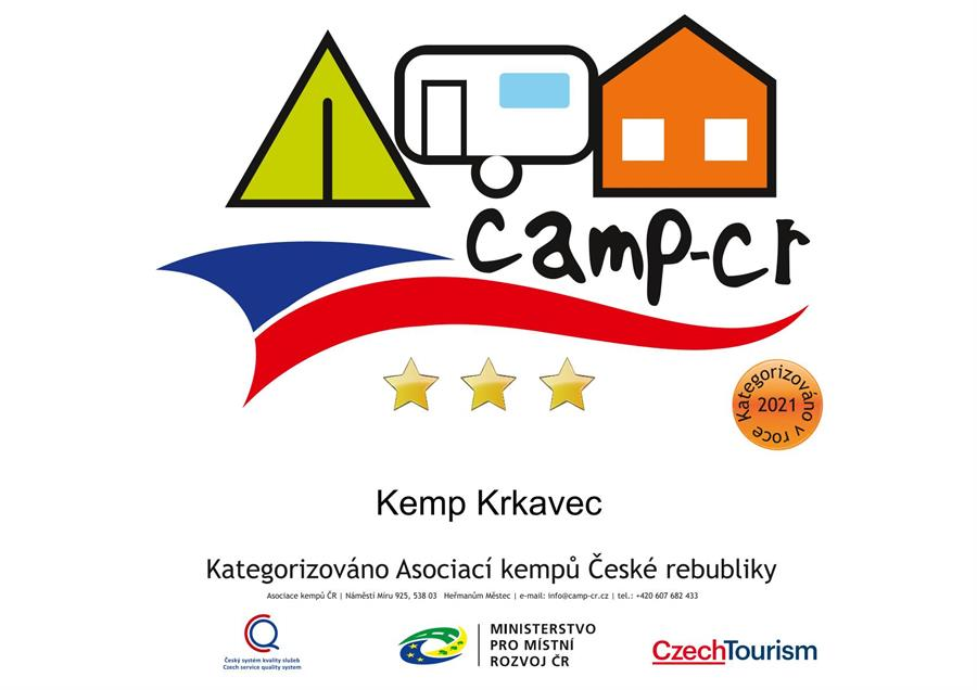 Kemp KRKAVEC
