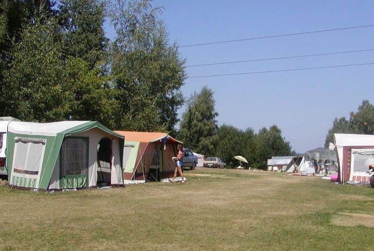 Veřejné tábořiště VÝSKYTNÁ