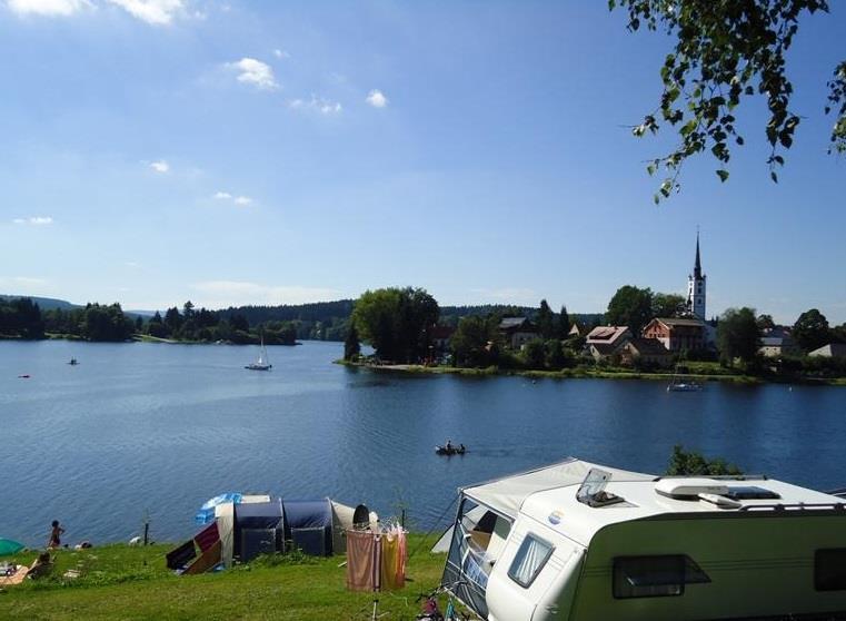 Camping Frymburk Lipno