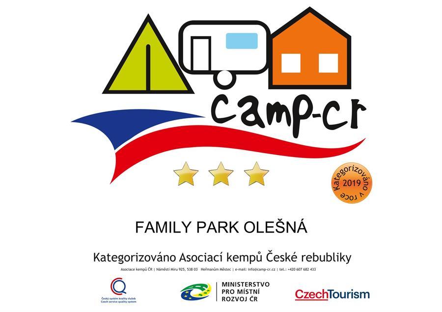 Family Park OLEŠNÁ