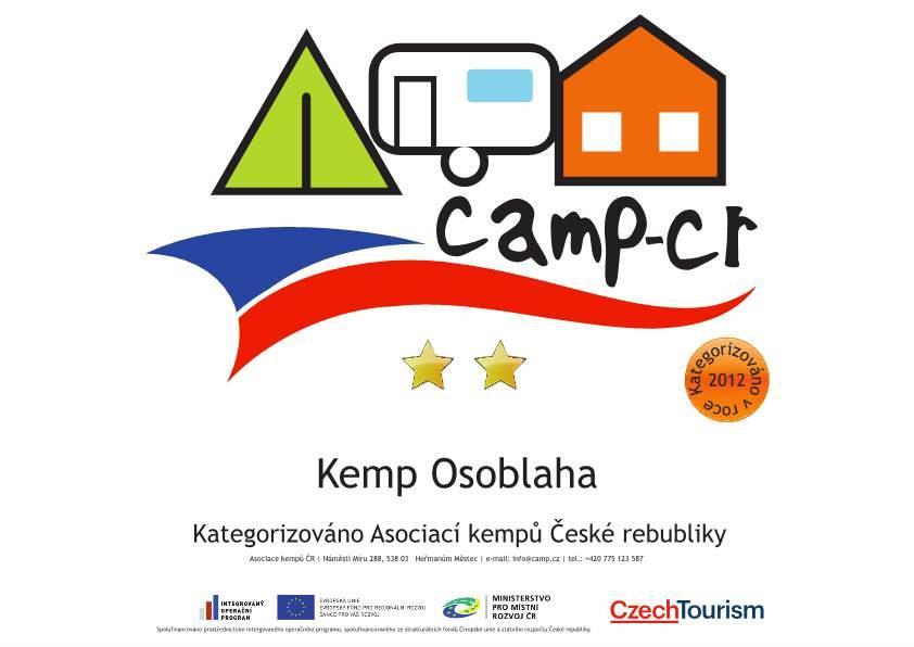Kemp OSOBLAHA