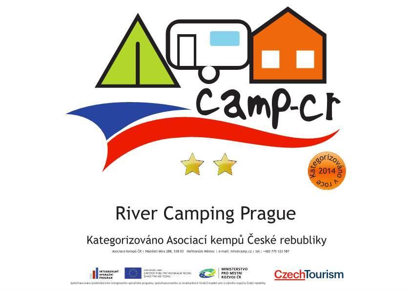 River Camping Prague