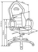 Kancelářská židle Enzo