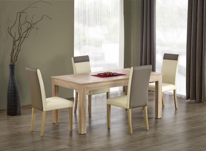 Jídelní set Sewy + 4 židle Nora