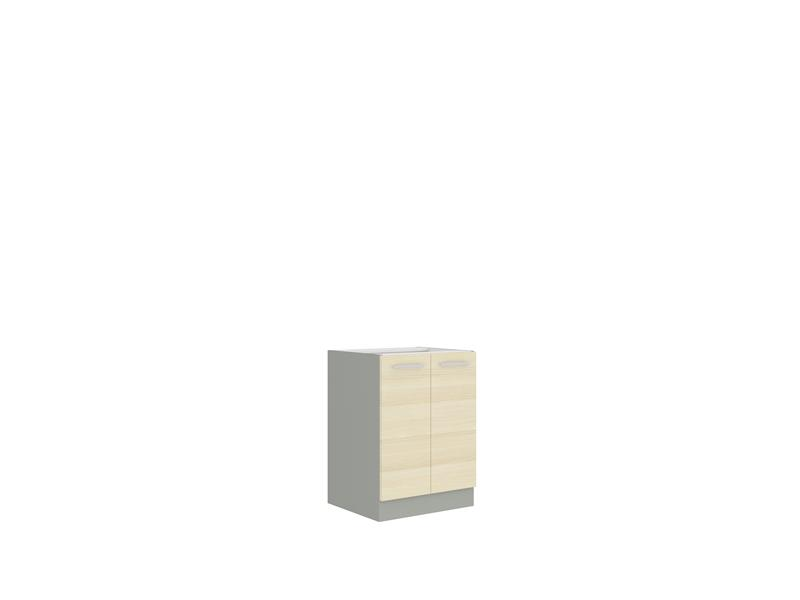 Dolní skříňka Erika 2 bez pracovní desky (60 cm)