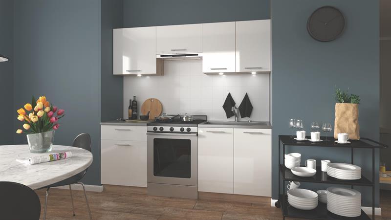 Kuchyňská linka Marina 200 cm