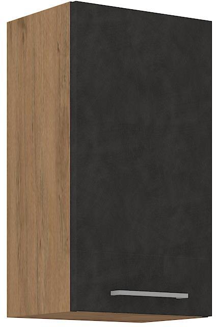 Horní skříňka Viktorie grafit mat 22 (40 cm)