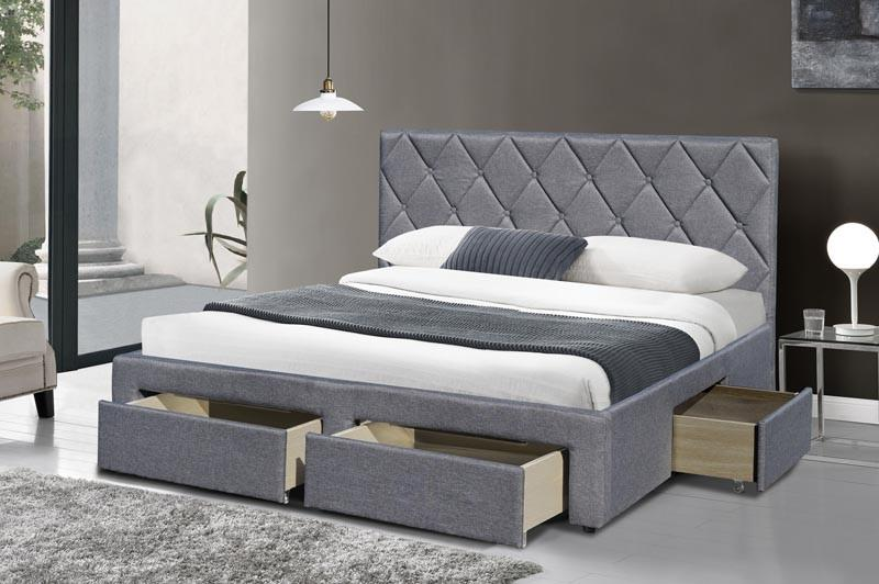 Čalouněná postel Betina 160 x 200 cm