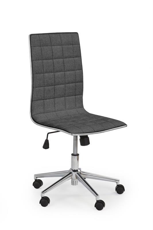 Kancelářská židle Tirol 2 - tmavě šedá