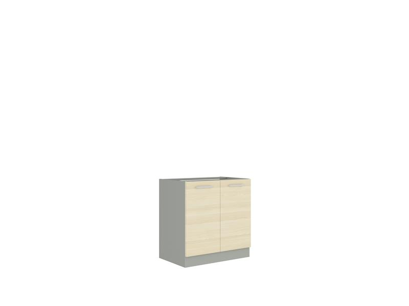Dolní skříňka Erika 3 bez pracovní desky (80 cm)