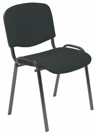 Kancelářská židle ISCO černá