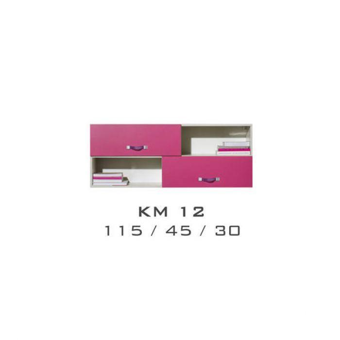 Závěsná skříňka Komi KM-12