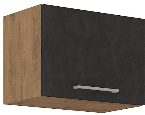 Horní skříňka Viktorie grafit mat 20 (50 cm)
