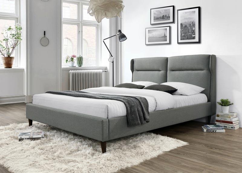 Čalouněná postel Santino 160 x 200 cm