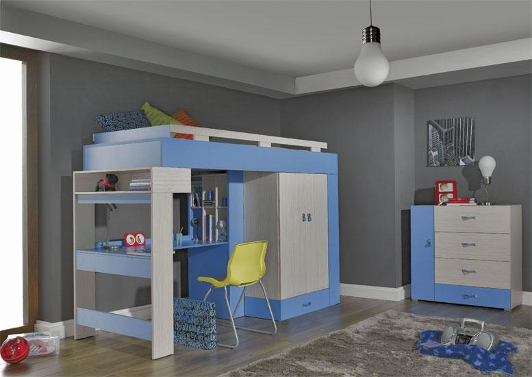 Dětský pokoj Komi D