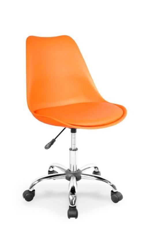 Dětská židle Camila - oranžová