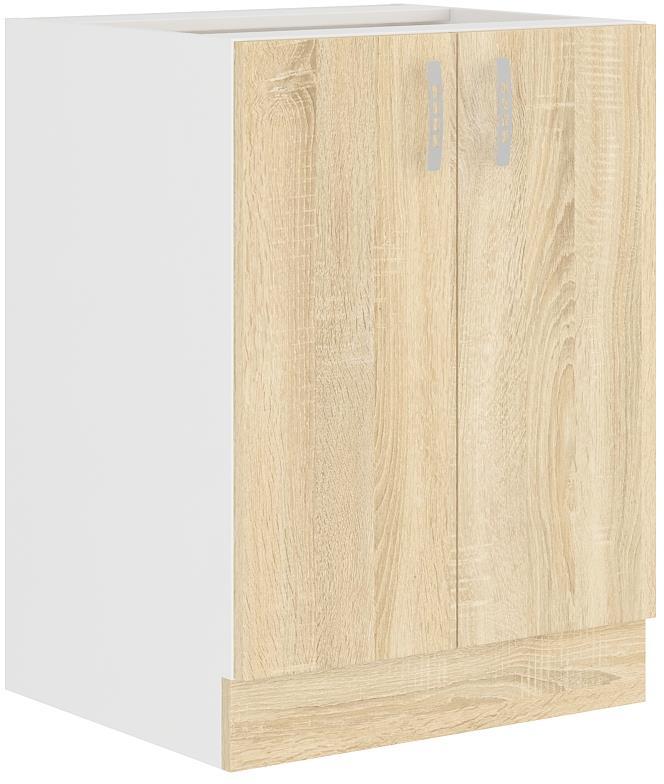 Dolní skříňka Klára 3 (60 cm) bez pracovní desky