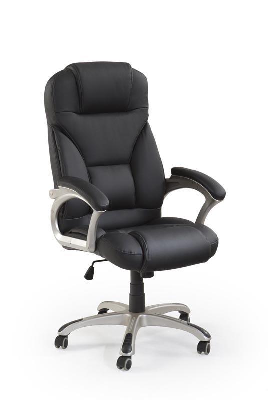 Kancelářská židle Desmond - černá