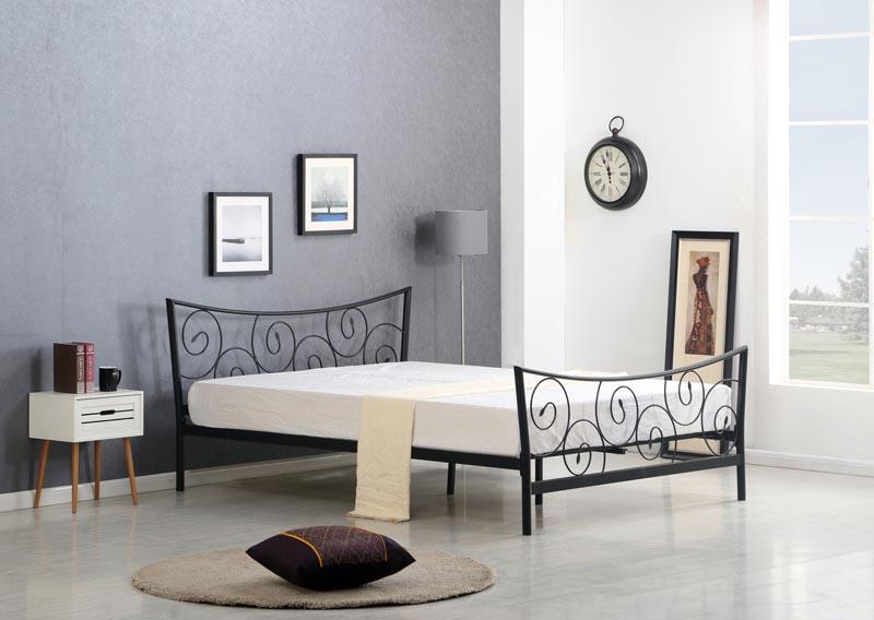 Kovová postel Ramona 120