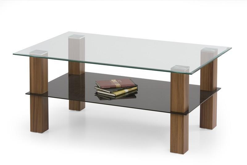Konferenční stolek AMELIE 2 ořech