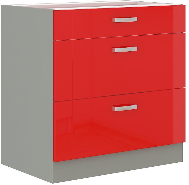 Dolní skříňka Rose 22 bez pracovní desky (80 cm)