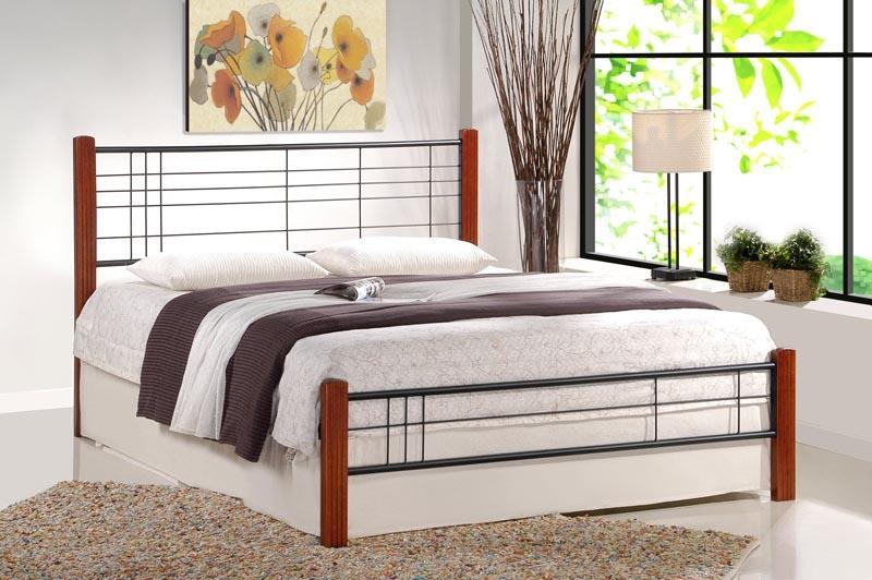 Kovová postel Viera 160