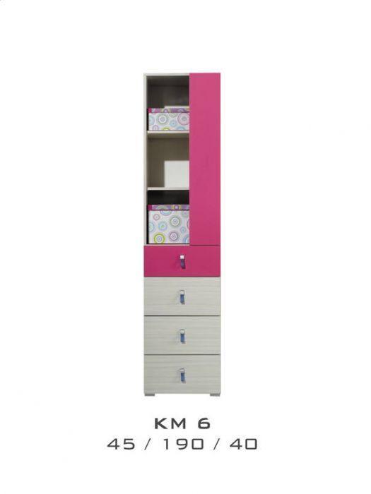 Skříň Komi KM-6
