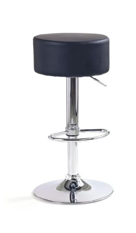 Barová židle Mili - černá