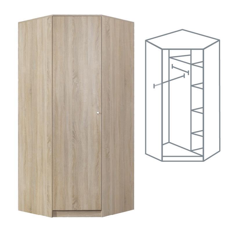 Šatní skříň OPTIMO 4