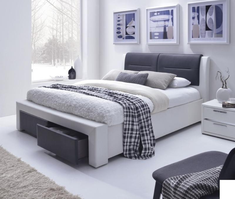 Manželská postel Cassandra S 160 x 200 cm