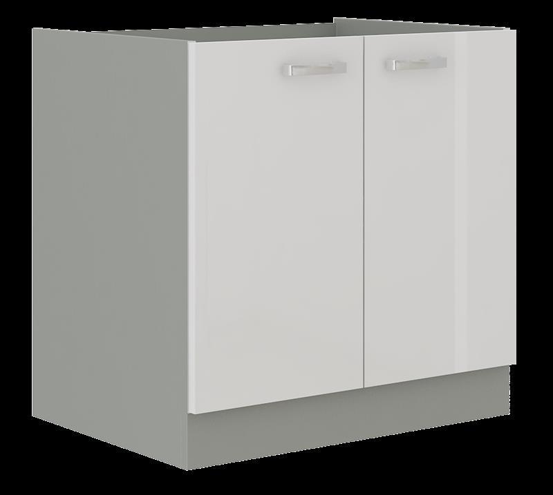 Dolní skříňka Blanka 2 bez pracovní desky (80 cm)