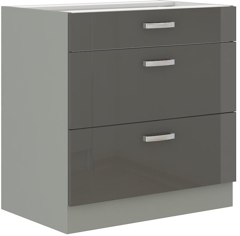 Dolní skříňka Gary 22 bez pracovní desky (80 cm)