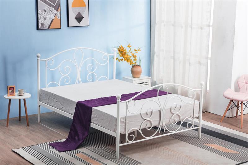 Kovová postel Panama 120