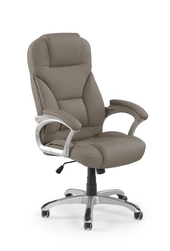 Kancelářská židle Desmond - šedá