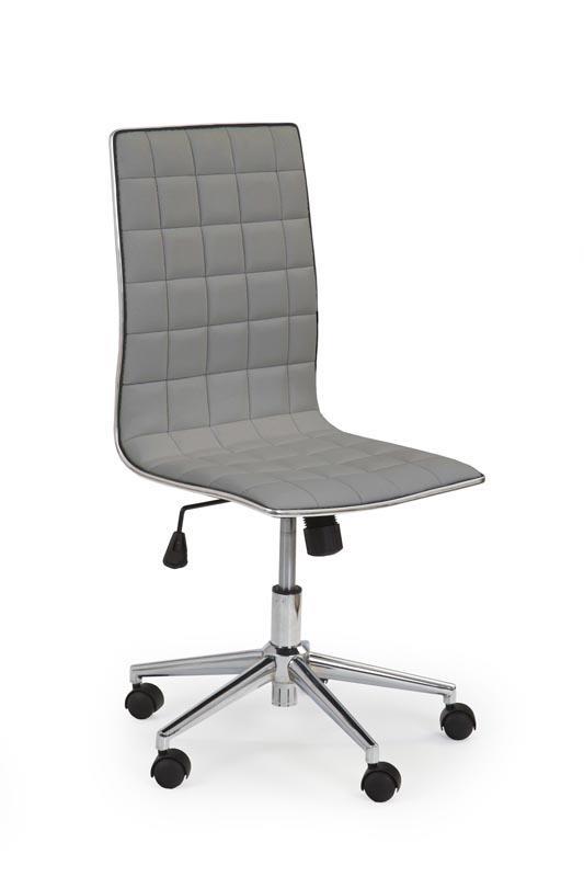 Kancelářská židle Tirol - šedá