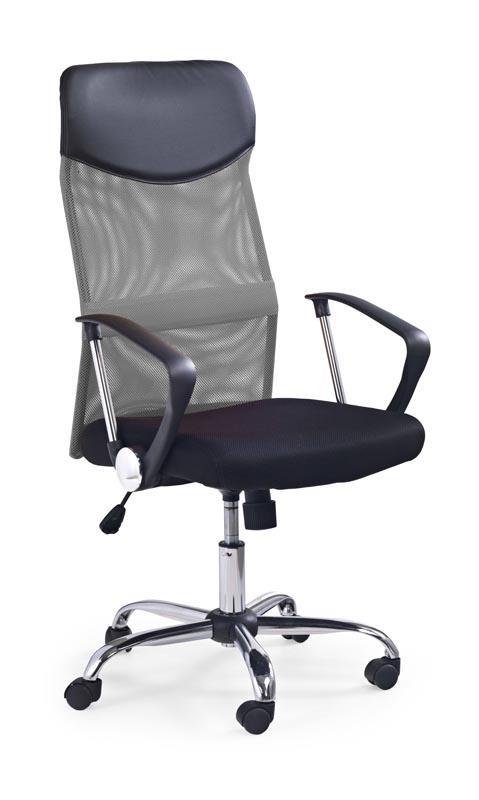 Kancelářská židle Vire - šedá
