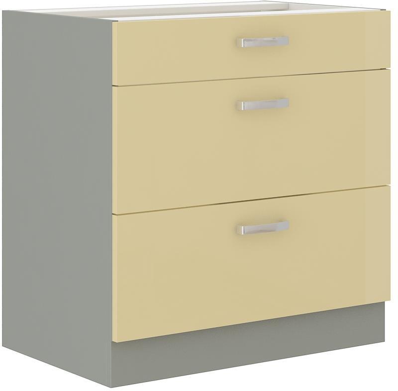 Dolní skříňka Carmen 22 bez pracovní desky (80 cm)