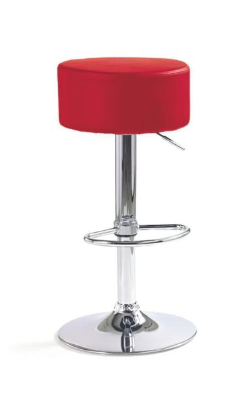 Barová židle Mili - červená