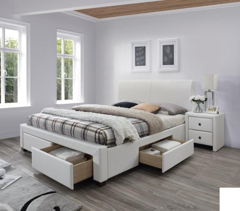 Čalouněná postel Modena 2 - 160 x 200 cm