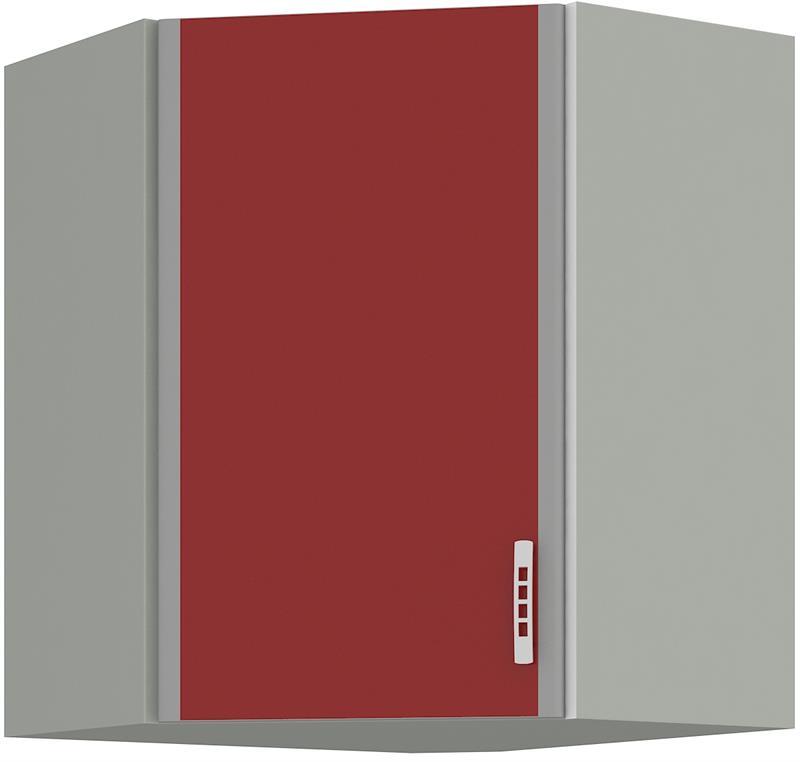 Horní rohová skříňka Eva 15 (58 x 58 cm)