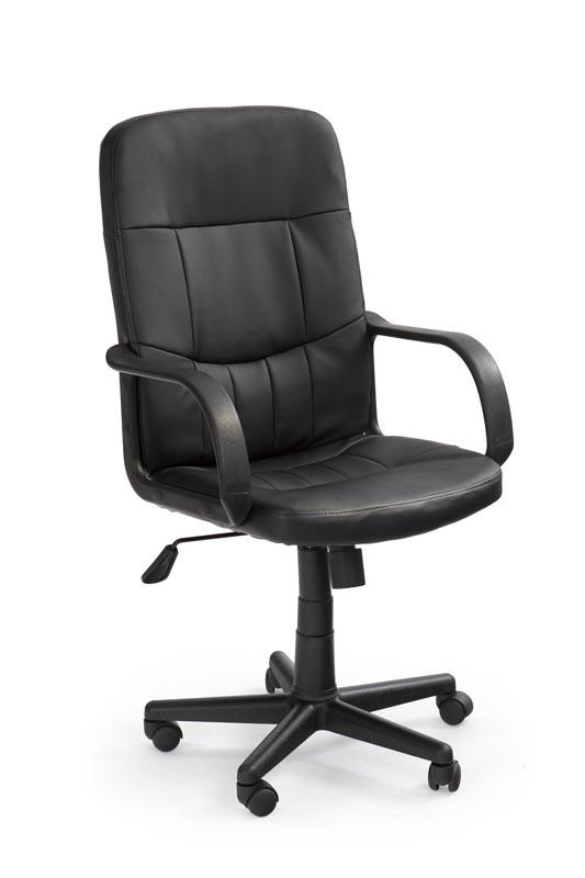 Kancelářská židle Denzel - černá
