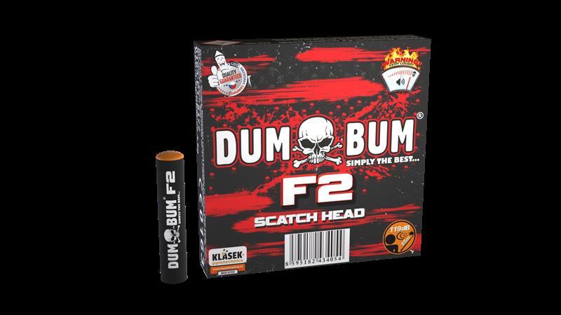 DUMBUM F2 scatch head