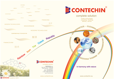 CONTECHIN-MODERN TECHNOLOGIES - CONSULTING - DELIVERY - SERVICE