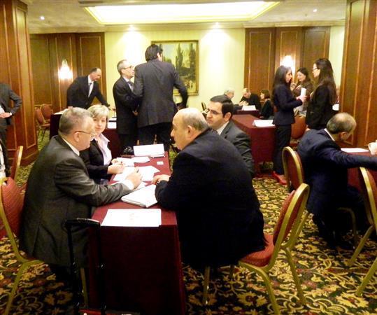 Gruzie, Arménie - jednání s podnikateli
