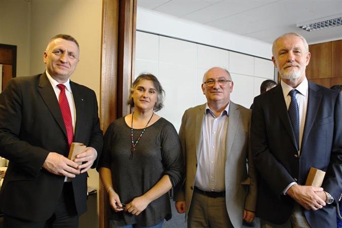 Chile jednání s potenciálními partnery 01/2017