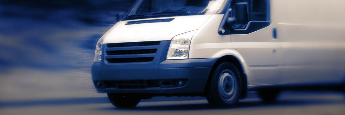 Autopůjčovna dodávkových automobilů