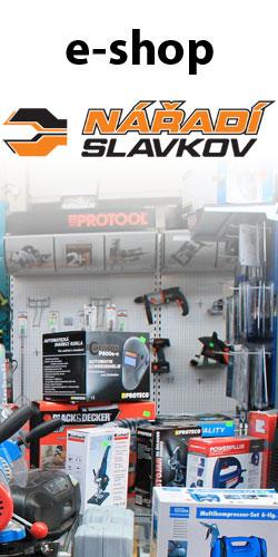 Nářadí Slavkov - e-shop AZvercajk