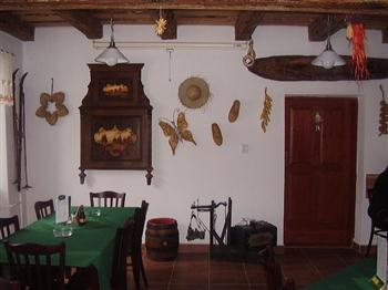 Restaurace v Lipové Lázních