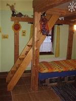 Interiér apartmánu Lipová Lázně